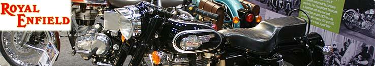 東京モーターサイクルショー 2013 ロイヤルエンフィールド