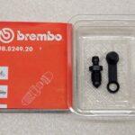 Brembo ブレーキキャリパー エア抜きブリーダースクリュ