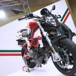 東京モーターサイクルショー 2013 ビモータ DB6 1100 Evo