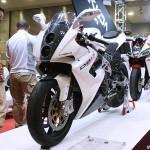 東京モーターサイクルショー 2013 ビモータ DB8 bipost