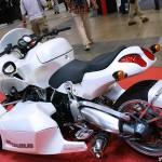 東京モーターサイクルショー 2013 GG Taurus