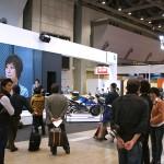 東京モーターサイクルショー 2013 BMWブース