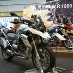 東京モーターサイクルショー 2013 BMW New R1200GS