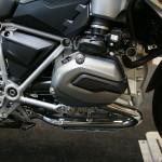 東京モーターサイクルショー 2013 BMW New R1200GS エンジン