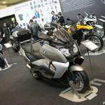 東京モーターサイクルショー 2013 BMW C650GT
