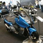 東京モーターサイクルショー 2013 BMW C600 Sport