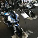 東京モーターサイクルショー 2013 BMW HP4