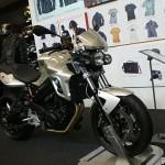 東京モーターサイクルショー 2013 BMW F800R