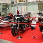 東京モーターサイクルショー 2013 Sakuma エンジニアリング ブース