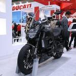 東京モーターサイクルショー 2013 Ducati ディアベル ストラーダ
