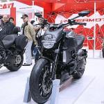 東京モーターサイクルショー 2013 Ducati Diavel Dark