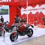 東京モーターサイクルショー 2013 Ducati ブース
