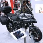 東京モーターサイクルショー 2013 Ducati Multistrada1200 S Touring