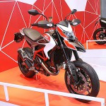 東京モーターサイクルショー 2013 Ducati ハイパーモタード SP