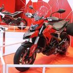 東京モーターサイクルショー 2013 Ducati Hyperstrada