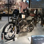 東京モーターサイクルショー 2013 ハーレー・ダビッドソン XL883N Iron 883