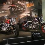 東京モーターサイクルショー 2013 ハーレー・ダビッドソン ニューモデル Break out & Street Bob Limited