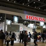 東京モーターサイクルショー 2013 ホンダ ブース