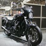 東京モーターサイクルショー 2013 ホンダ CB1100 Black Style