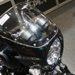 東京モーターサイクルショー 2013 ホンダ CB1100 Black Style ビキニカウル