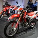 東京モーターサイクルショー 2013 ホンダ CRF250M