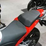 東京モーターサイクルショー 2013 ホンダ CBR400R シート