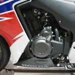 東京モーターサイクルショー 2013 ホンダ CBR400R エンジン