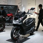 東京モーターサイクルショー 2013 ホンダ PCX150