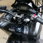 honda_06 東京モーターサイクルショー 2013 ホンダ Integra カスタマイズコンセプト ハンドル