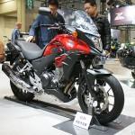 東京モーターサイクルショー 2013 ホンダ 400X