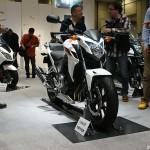 東京モーターサイクルショー 2013 ホンダ CB400F