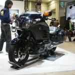 honda_gwf6b_01 東京モーターサイクルショー 2013 ホンダ ゴールドウィング F6B