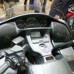東京モーターサイクルショー 2013 ホンダ ゴールドウィング F6B メーターパネル