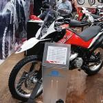 東京モーターサイクルショー 2013 ハスクバーナ TR650 terra ABS