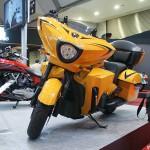 東京モーターサイクルショー 2013 Victory motorcycle Cory Ness Cross Country Tour