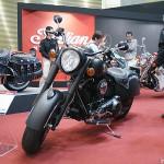 東京モーターサイクルショー 2013 インディアンモーターサイクル Chief Dark Horse