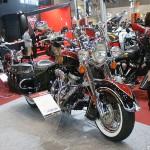 東京モーターサイクルショー 2013 インディアンモーターサイクル Chief Dark Horse Final Edition