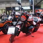 東京モーターサイクルショー 2013 ヴィクトリーモーターサイクル Hammer S