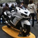 東京モーターサイクルショー 2013 カワサキ Ninja ZX-14R