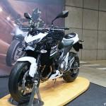 東京モーターサイクルショー 2013 Kawasaki Z250 オプションパーツ装着モデル