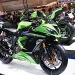 東京モーターサイクルショー 2013 Kawasaki Ninja ZX-6R ABS