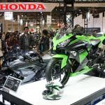 東京モーターサイクルショー 2013 Kawasaki Ninja 250 スペシャルエディション