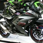 東京モーターサイクルショー 2013 Kawasaki Ninja 250 ABS スペシャルエディション