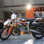 東京モーターサイクルショー 2013 KTM FREERIDE-E