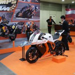 東京モーターサイクルショー 2013 KTM RC8