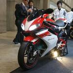 東京モーターサイクルショー 2013 Megelli(メガリ) 250r SE