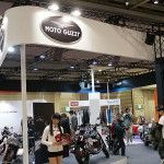 東京モーターサイクルショー 2013 モトグッチ ブース