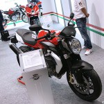 東京モーターサイクルショー 2013 MVアグスタ ブルターレ675