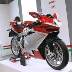 東京モーターサイクルショー 2013 MVアグスタ F4 RR