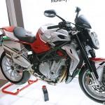 東京モーターサイクルショー 2013 MVアグスタ ブルターレ1090 RR